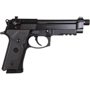 """Beretta M9A3 Type G 9mm Semi Auto Pistol 5"""" Threaded Barrel 17 Rounds Night Sights Black"""