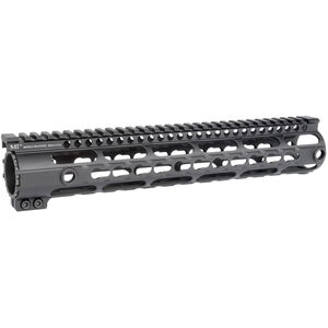 "Midwest Industries .308 12"" Handguard DPMS High Height Keymod Aluminum Black MI-308SS12-DHK"