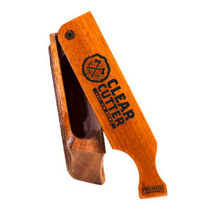 Primos Clear Cutter Turkey Box Call Wood