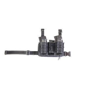 HSGI Drop Leg Rig V1 2 Rifle TACOs 3 Pistol TACOs  Black 21DL00
