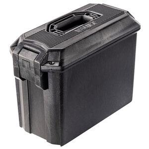 "Pelican V250 Vault Ammo Case 12.7""x6.3""x10"" High Impact Polymer Black"