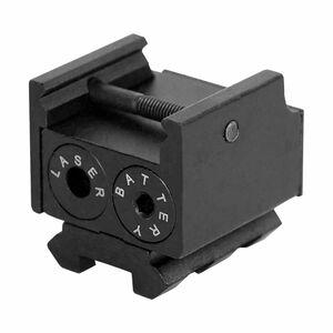 JE Machine 5Mw Pistol Square Compact Red Laser Sight