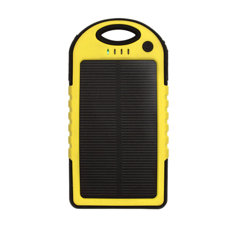 Mil-Spec MSP Life Solar Charger Black