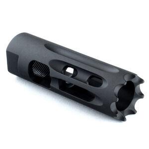 2A Armament X4 .30 Cal Muzzle Brake 5/8x24 4140 Steel Black