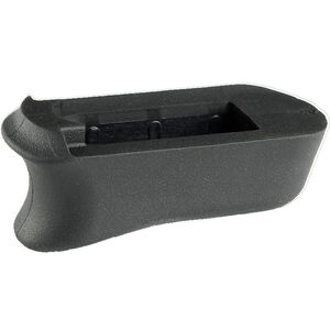 Hogue Kimber Micro 9 Rubber Magazine Extended Base Pad Black