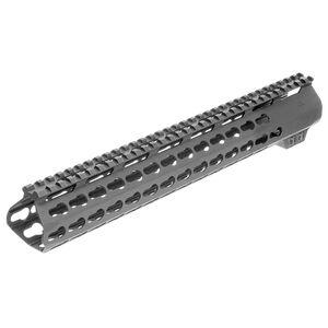 "AIM Sports DPMS .308 Low Profile Free Float 15"" KeyMod Handguard Aluminum Black"