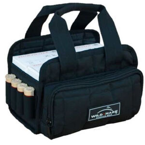 Peregrine Outdoors Wild Hare Deluxe 4-Box Shell Carrier  600D Black