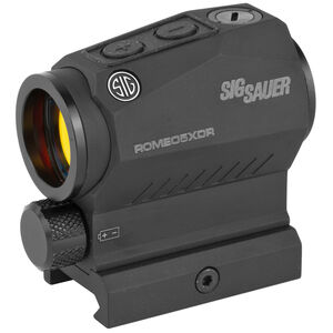 SIG Sauer Romeo5 XDR Red Dot Sight 65 MOA Circle Dot Dual Reticle AAA
