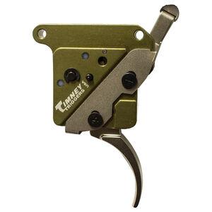 Timney Elite Hunter Remington 700 Trigger Right Hand Adjustable Nickel Plated