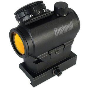 Bushnell TRS-25 HiRise Red Dot Sight 1x25mm 3 MOA Dot AR-15 Sight Matte Black