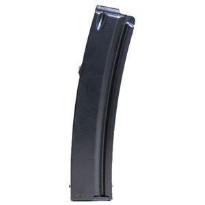 KCI MP5/SP5/SP5K/SP89/HK94 Magazine 9mm Luger 20 Rounds Steel Matte Black