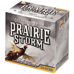"Federal Prairie Storm 20 Gauge Ammunition 3"" #3 FS Lead Shot 7/8 Ounce 1500 fps"