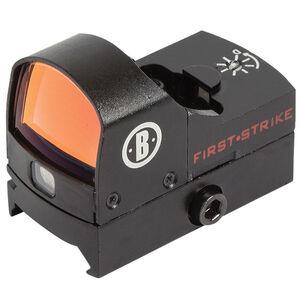 Bushnell Trophy Red Dot First Strike Tactical Sight, Matte Black