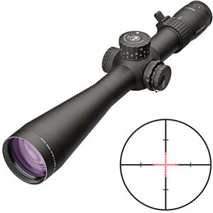 Leupold Mark 5HD 3.6-18x44mm Rifle Scope Illuminated TMR Reticle 35mm Tube 0.1 Mil Adjustment Front Focal Plane Side Parallax Adjustment Matte Black Finish