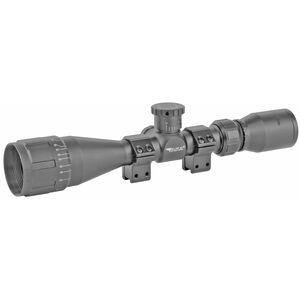"BSA Optics Sweet 17 Rimfire 3-9x40mm Scope 1"" Tube 30/30 Duplex Reticle Black"