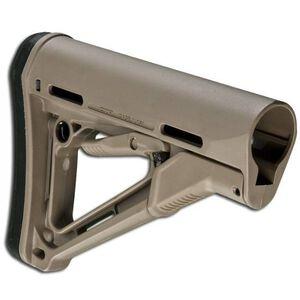 Magpul AR-15 CTR Carbine Stock Mil-Spec - Earth