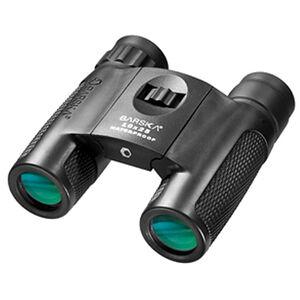 BARSKA 10x25mm WP Compact Blackhawk Binoculars Matte Black
