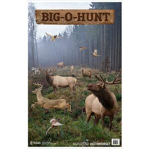 """Action Target Big-O-Hunt Paper Target 23""""x35"""" 100 Count"""