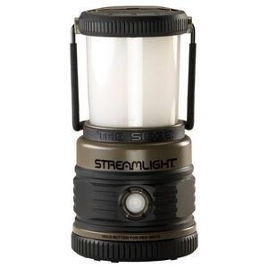 Streamlight The Siege Compact White/Red LED Lantern 200 Lumens 3x AA Batteries Waterproof Coyote 44941