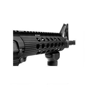 "Troy Industries DPMS High Profile RX .308 Extreme BattleRail 7.2"" Aluminum Black STRX-E3A-72BT-01"