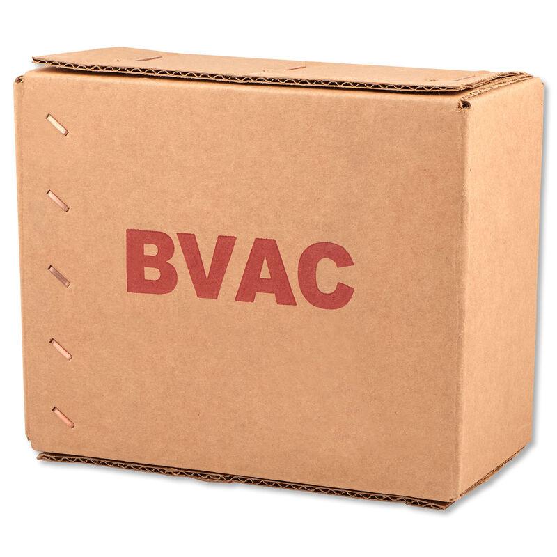 BVAC .223 Rem. Ammunition 500 Bulk Rounds Reloaded FMJ 55 Grains R22355VP500