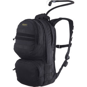 Source Tactical Commander 10 Liter Hydration Cargo Pack, Nylon, Black, MOLLE Compatible