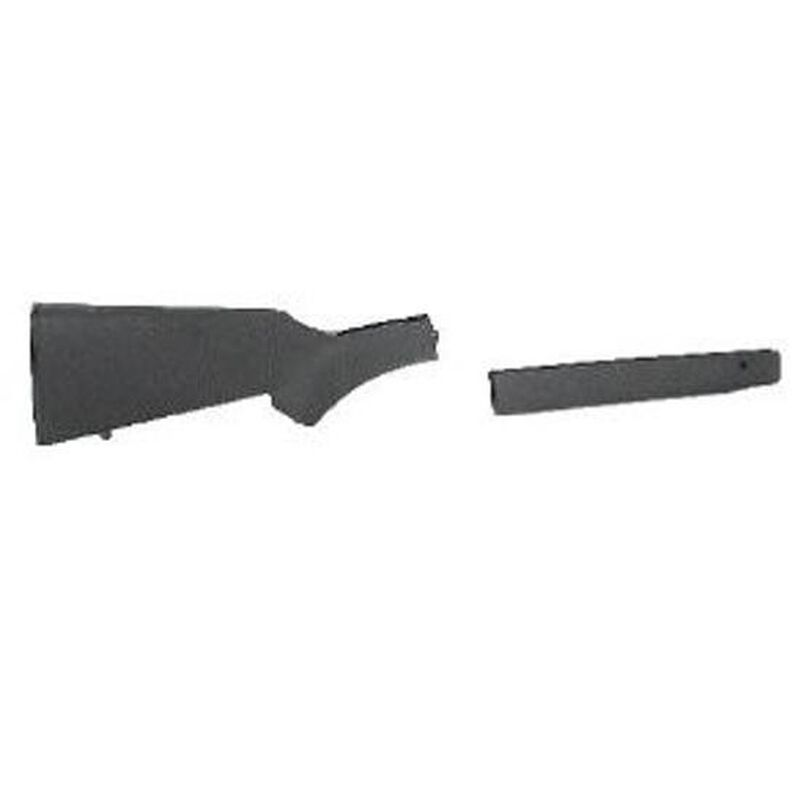 Ram-Line Mossberg 500 Stock and Forearm 12 Gauge Glass Filled Nylon Black Finish 78095