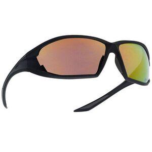 Bollé Ranger Tactical Safety Glasses Nylon Frames Red Flash Lenses 40141