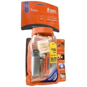 Adventure Medical SOL Scout Survival Kit In Waterproof Dry Bag 0140-1727