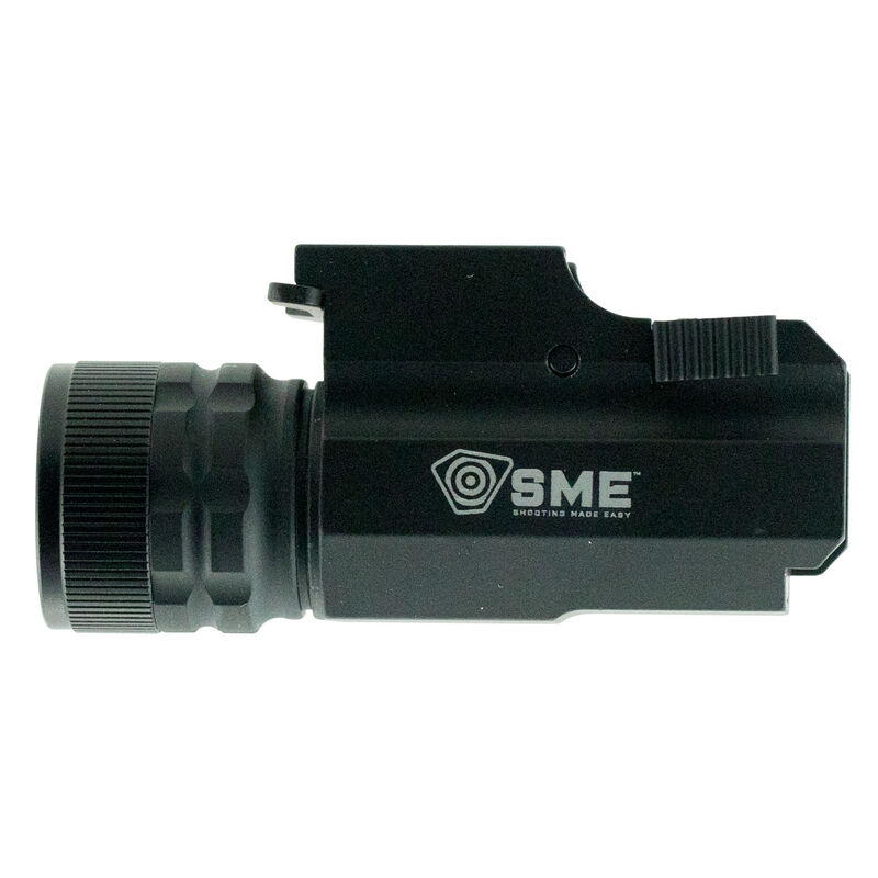 GSM Outdoor/SME Weapon Mounted Green Laser Sight Picatinny Compatible CR123A Matte Black Finish