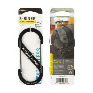 Nite Ize S Biner Carabiner Size 5 Black