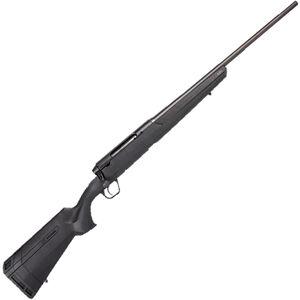"Savage Axis 350 Legend Bolt Action Rifle 18"" Sporter Profile Barrel 4 Rounds Detachable Box Magazine Synthetic Stock Matte Black Finish"