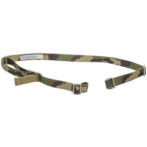 Blue Force Gear Vickers 2-Point Combat Applications Sling Woodland Camo