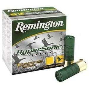 "Remington HyperSonic 20 Ga 3"" #2 Steel .875oz 25 Rounds"