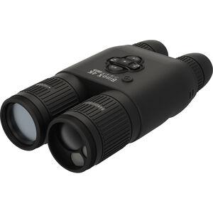 ATN BinoX 4K 4-16X Smart Day/Night Binoculars Built-in Laser Range Finder HD Video Recording Black