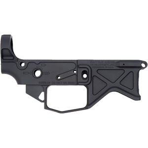 BAD BAD556-LW Lightweight Stripped Lower Receiver 223/5.56 Aluminum Black