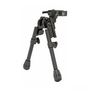 GG&G XDS-2 Quick Detach Tactical Bipod Aluminum Black GGG-1557