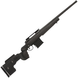 """Savage Model 10 GRS Bolt Action Rifle 6mm Creedmoor 26"""" Heavy Fluted Threaded Barrel 10 Rounds AccuTrigger GRS Adjustable Stock Matte Black"""