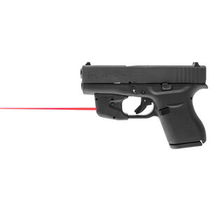 LaserLyte Sight TGL Pistol Trigger Guard Red Laser For GLOCK 42/43/26/27 Ambidextrous Activation UTA-YY