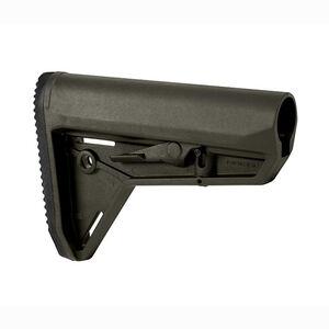 Magpul MOE SL Slim Line AR-15 Carbine Stock Mil-Spec Diameter Polymer OD Green Finish