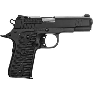 "Rock Island Armory Baby Rock 1911 .380 ACP Semi Auto Handgun 3.75"" Barrel 7 Round Synthetic Grip Parkerized Black Finish"