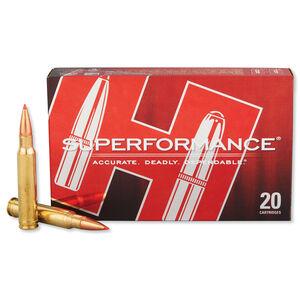 Hornady .338 Winchester Magnum Ammunition 20 Rounds SST 200 Grains