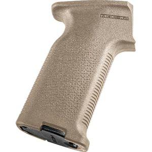 Magpul MOE-K2 AK Pistol Grip for AK-47/AK-74 Variants Basic Grip Cap Reinforced Polymer FDE