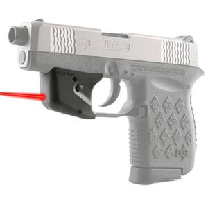 Laserlyte Gun Sight Training Laser Diamondback .380 and 9mm Trigger Guard Mount Black UTA-DB