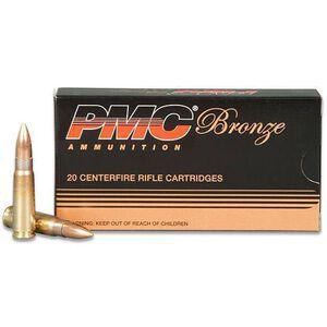 PMC 7.62x39mm Ammunition 20 Rounds, FMJ, 123 Grain