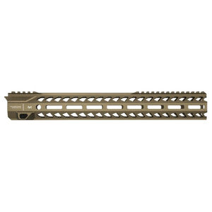 "Strike Industries Strike Rail 15.5"" M-LOK Handguard Rail FDE SI-STRIKERAIL-155-FDE"