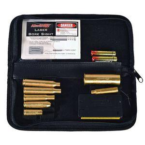 AimSHOT Green Laser Boresight Master Rifle Kit