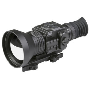 AGM SECUTOR TS75-384 1.2x75mm Thermal Imaging Riflescope 11 Image Palettes Picatinny Mount Two CR123A Batteries Black
