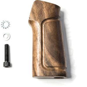 Battle Arms Development Wood Pistol Grip, Screw & Washers