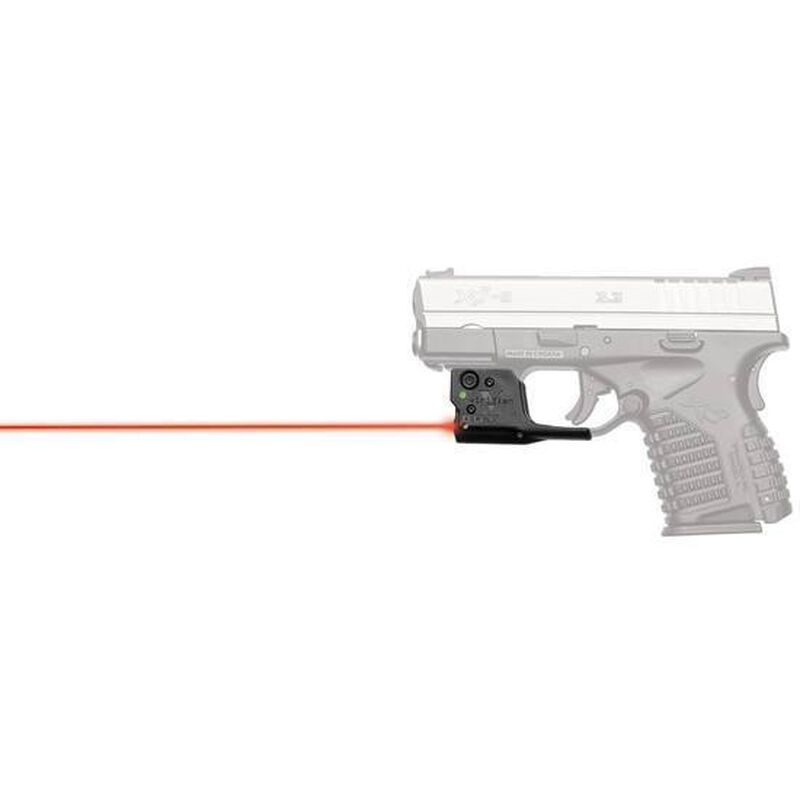 Viridian Reactor R5-R Gen 2 Red Laser for Springfield XD-S with Instant On Ambidextrous IWB Holster